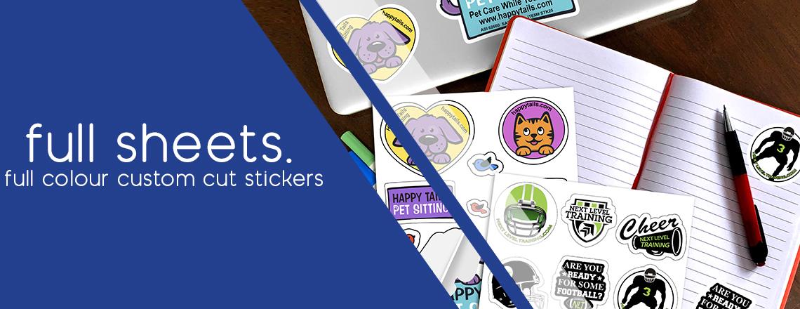 FullSheet Stickers