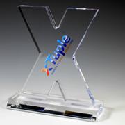 Custom Acrylic Award - 12