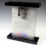 Custom Acrylic Award - 19