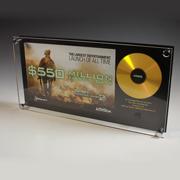 Custom Acrylic Award - 21