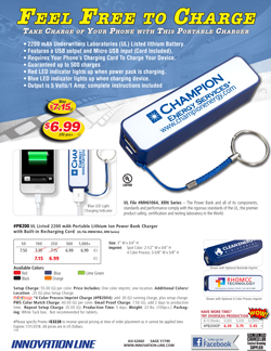 precision power bank 2200 instructions