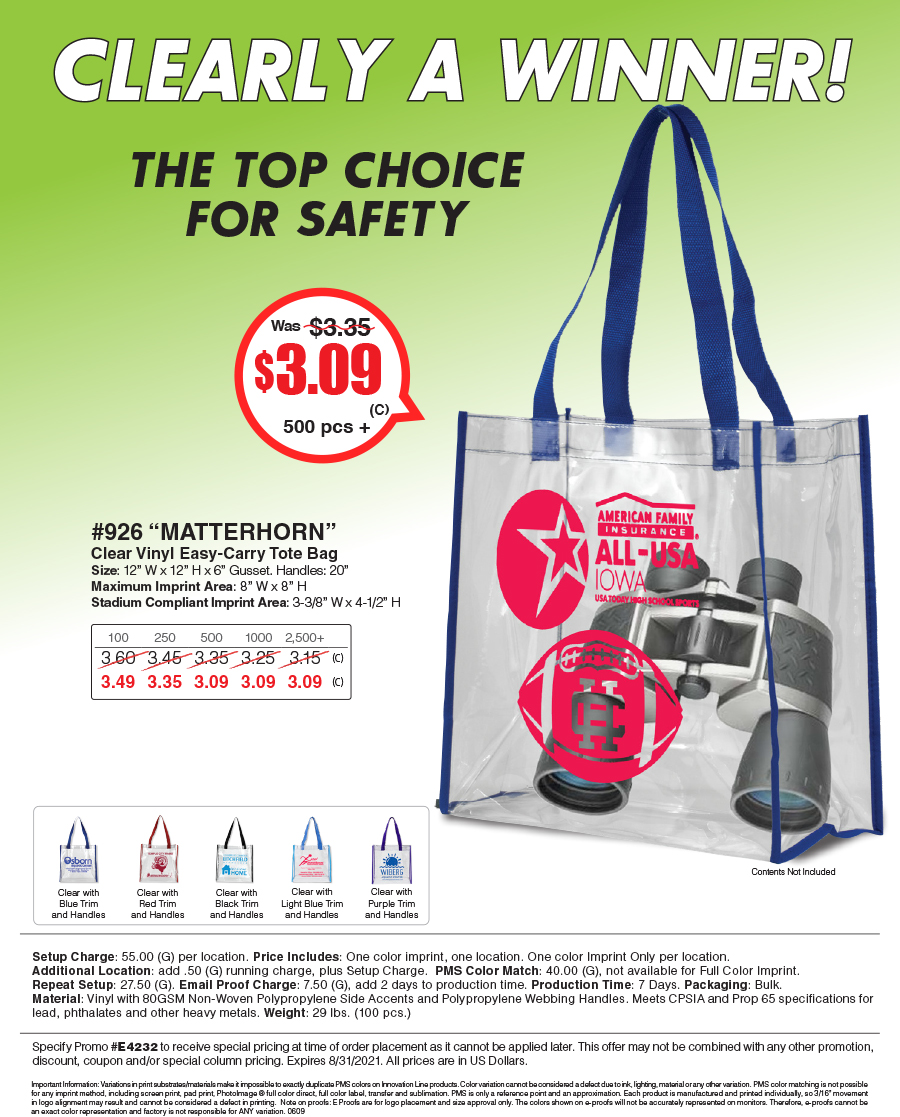 926 The Top Choice For Safety