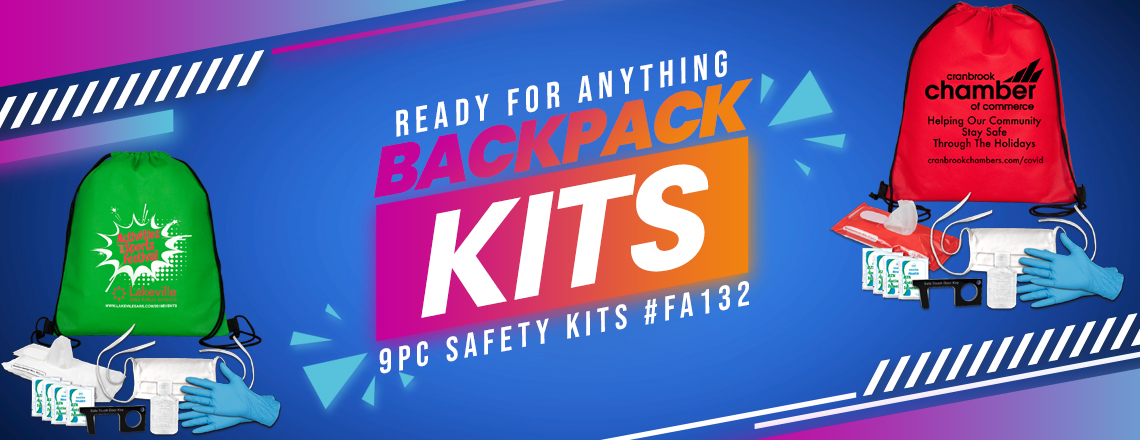 Backpack Safety Kit
