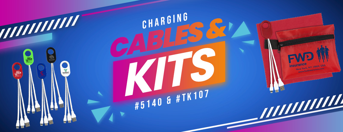 Charging Cables and Kits