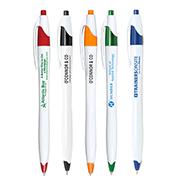 """""""Svelte"""" Click Pen (Spot Color Print)"""