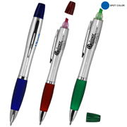"""""""Elite"""" Pen with Matching Color Highlighter Combo"""
