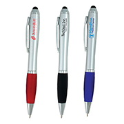 """Techno"" Stylus Pen (Spot Color Print)"