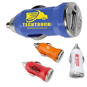 """Vienna"" USB Car Charger and Adapter"