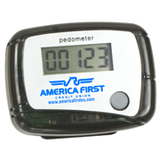 """The Burn"" Step Counter Pedometer"