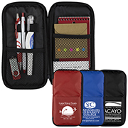 """The Trekki"" Travel Tech Accessories Storage Case"