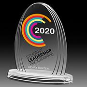 "7572-1S (Screen Print), 7572-1L (Laser), 7572-1P (4Color Process) - Oval Legend Award - 7 3/4"""