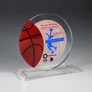 7619S (Screen Print), 7619P (4 Color Process) - Basketball Achievement Award