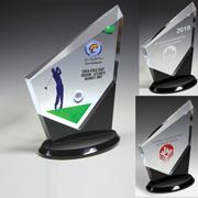 7625-1S (Screen Print), 7625-1L (Laser), 7625-1P (4Color Process) - Century Acrylic Award