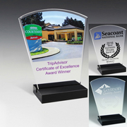 7626-2S (Screen Print), 7626-2L (Laser), 7626-2P (4Color Process) - Freedom Acrylic Award