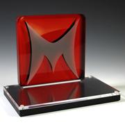 Custom Acrylic Award - 16