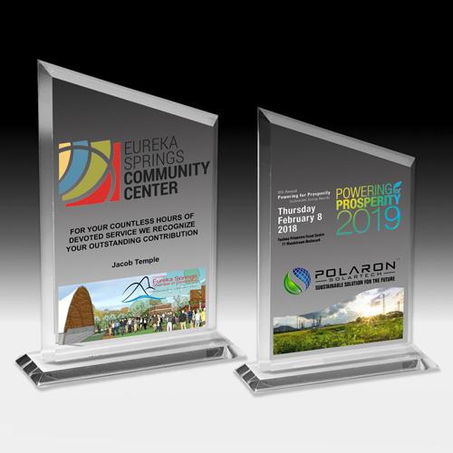 "Photoimage Full Color Billboard Award - 7 3/4"""