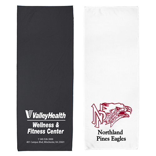 Recycled RPET Cooling Towel