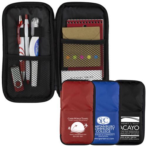 """""""The Tekki"""" Travel Tech Accessories Storage Case"""