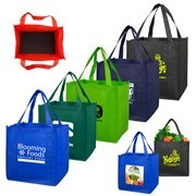 Grocery and Shopping Totes