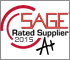 Sage Rated Logo